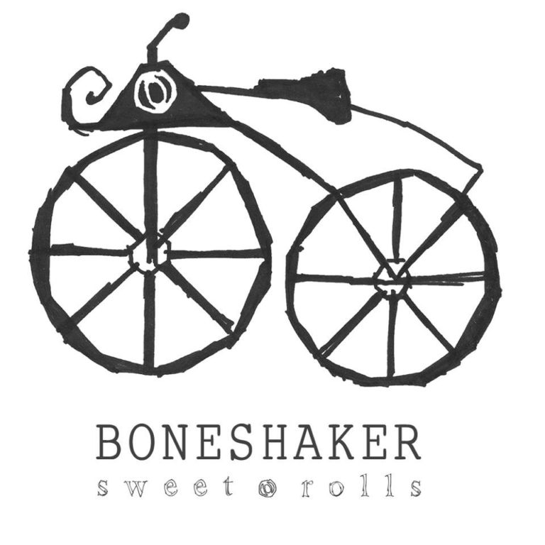 Boneshaker Doughnuts logo
